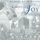 Choose Joy CD worship music